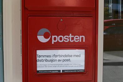 Durchblättern nach Post