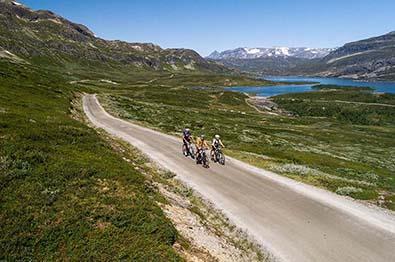 Thumbnail for Sykkelturer i Vang