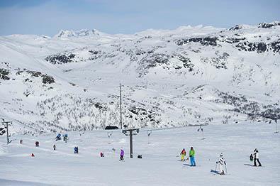 Thumbnail for Alpinsentre i Valdres