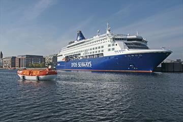 Kopenhagen (DK) - Oslo, DFDS Seaways