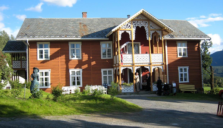 Frydenlund Skysstasjon