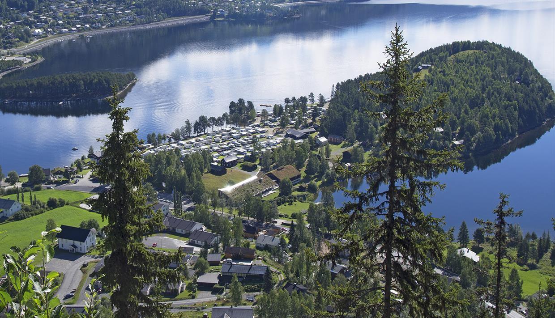 Photo: Fagernes Campingpark