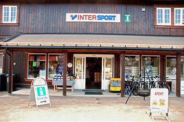 Intersport Filefjell fra utsiden