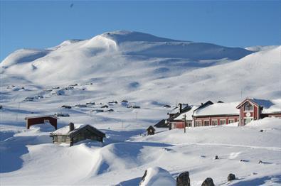 Fondsbu Tourist Cabin