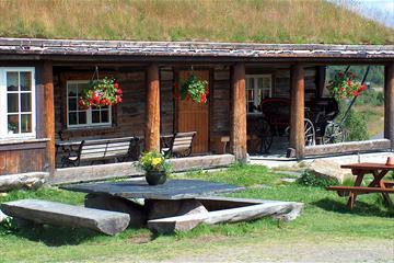 Vasetstølen, Hütten in Vaset in Valdres