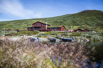 Haugseter Mountain Lodge