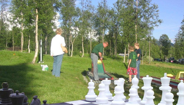 Beitostølen Hytter og Camping, Valdres