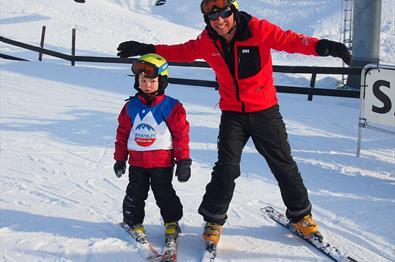 Beitostølen Aktiv & Skiskole - skiskole