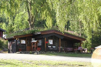 Overnatting, hytter, hytteutleie, Leira, Strandheim, Hyttetun, Valdres, Norge