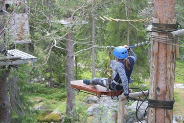 Beito's High Rope Course