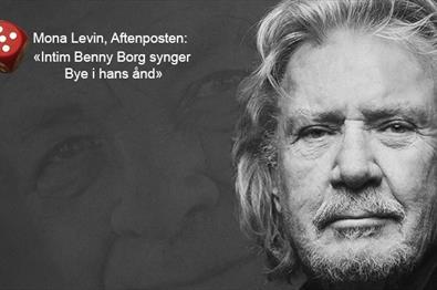 Erik Bye - av og med Benny Borg