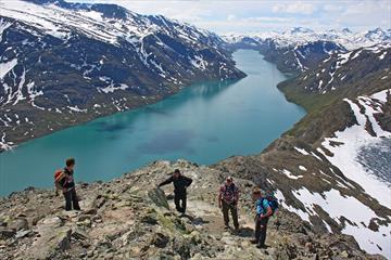 Guidede fjellturer med Beitostølen Aktiv & Skiskole