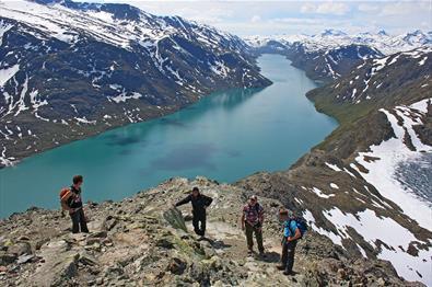 Beitostølen Aktiv & Skiskole - Guided hikes