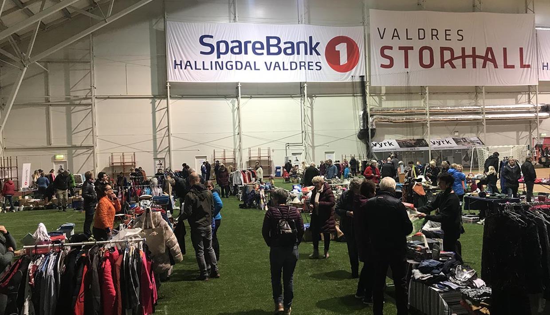 Høstmarked i Valdres Storhall