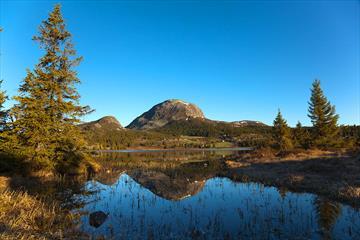 Rundemellen, Valdres, Norway