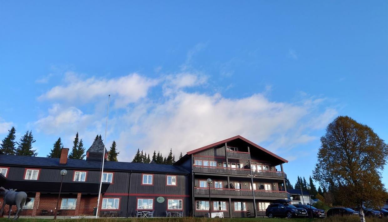 Exterior of Valdres Tisleia Hotel