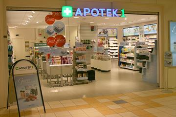 Apotek 1 Leira (Pharmacy)