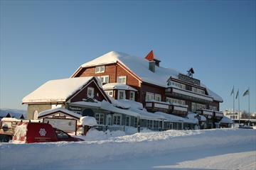 Beitostølen Gjestegaard, apartments