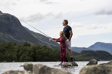 Fisking i Valdres