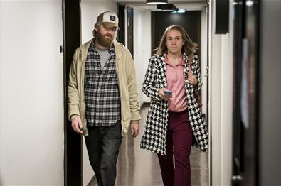 Fagernes Kino: Ingenting å le av