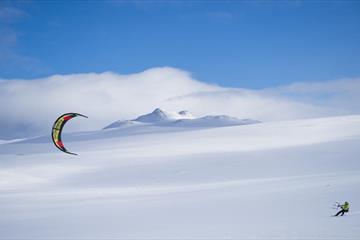 Kitekurs på Tyin-Filefjell
