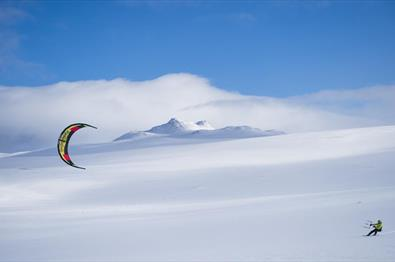 Kitekurs auf dem Filefjell