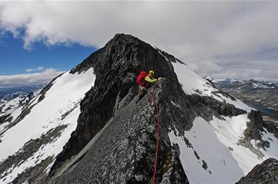 Geführte Bergtouren - Tyin Aktiv