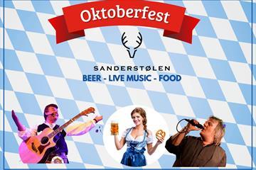 Oktoberfest med Lars Kristoffersen og Skotten