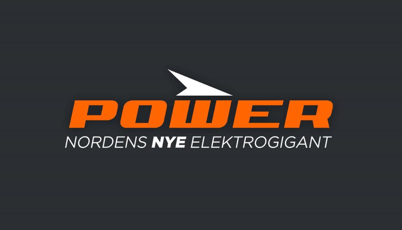 Powerkjedens logo.