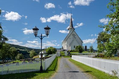 Ulnes Kirche
