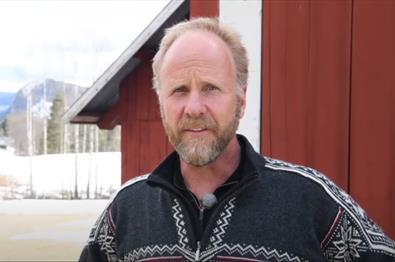 Forfatter Knur-Werner Hagen