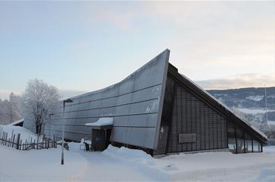 Valdres Folkemuseum, Fagernes
