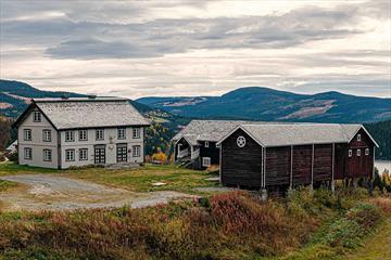 Eker Gård Gallery in Skammestein