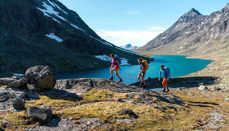 Vandring gjennom Svartdalen