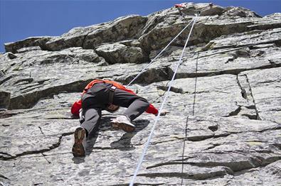 Beitostølen Aktiv & Skiskole, klatring, Heklefjell