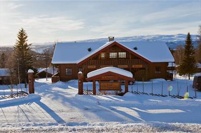Knuts Hyttegrend, Beitostølen, Valdres, Norway