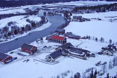 Rooms, cabins and hostel at Heia Merket in Tisleidalen