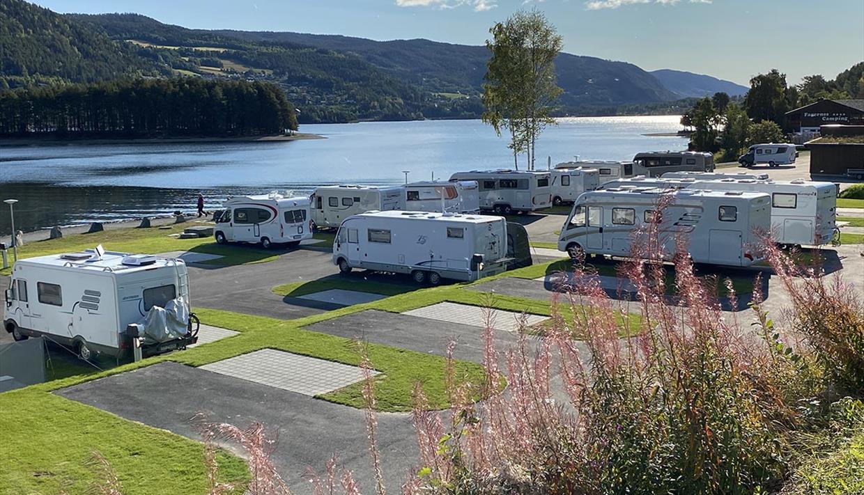Aurdalsfjorden Camping