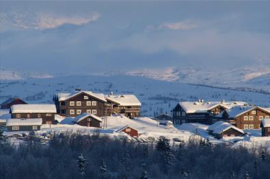 Gomobu Fjellstue, Vaset, Valdres