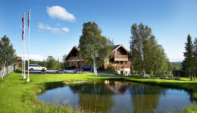 Knuts Hyttegrend, Beitostølen, Valdres