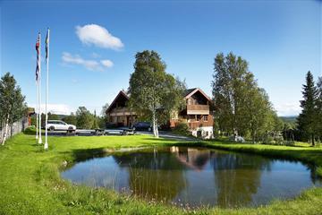 Knuts Hyttegrend, Beitostølen, Valdres , Norwegen