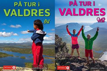 """Turboka """"På Tur i Valdres"""" kommer i ny utgave og delt opp i to bind i slutten av 2020."""