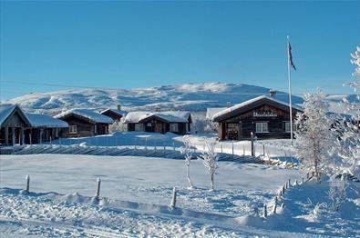 Vasetstølen, cabins at Vaset in Valdres