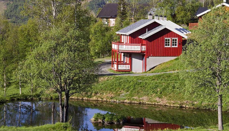 Grønolen Fjellgard, leiligheter, Beitostølen