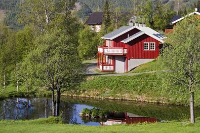 Grønolen Fjellgard, Apartments, Beitostølen