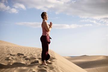 Yogaweekend med Pernille Bønkan på Nøsen Yoga & Fjellhotell