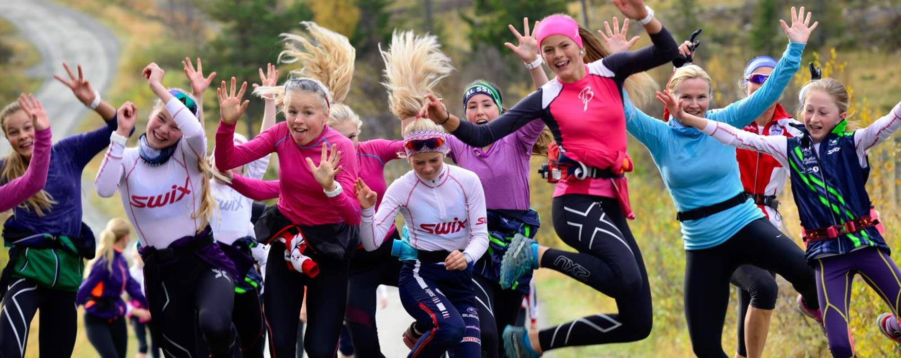 Sports and activities in hallingdal