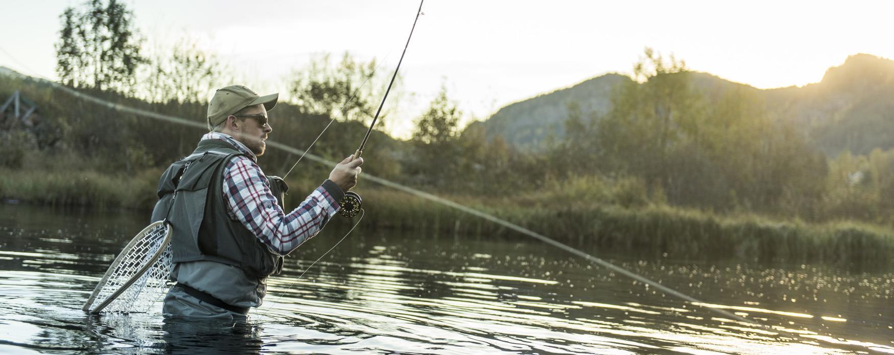 Fishing in Ål