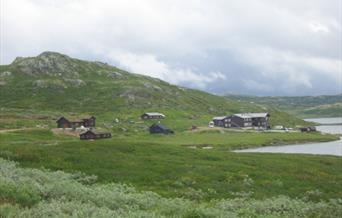 Bergsjøstølen cottage