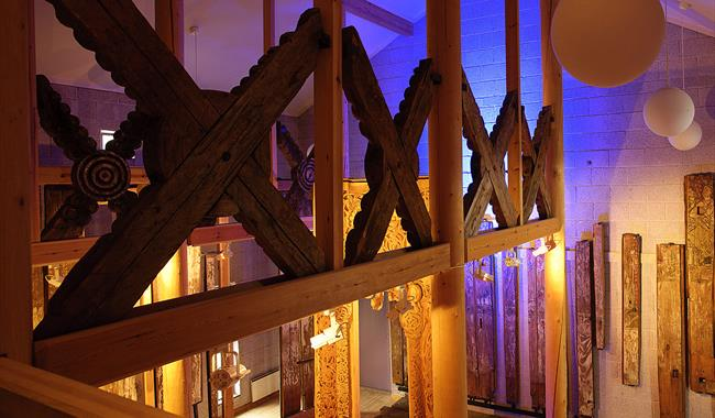 The Stave Church Museum